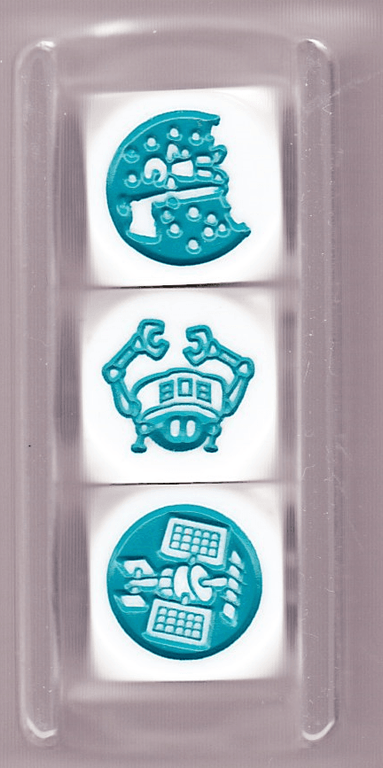 Rory's Story Cubes: Intergalactic dice