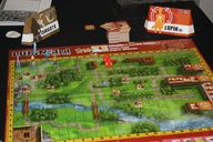 Lupin the Third - The Boardgame gameplay