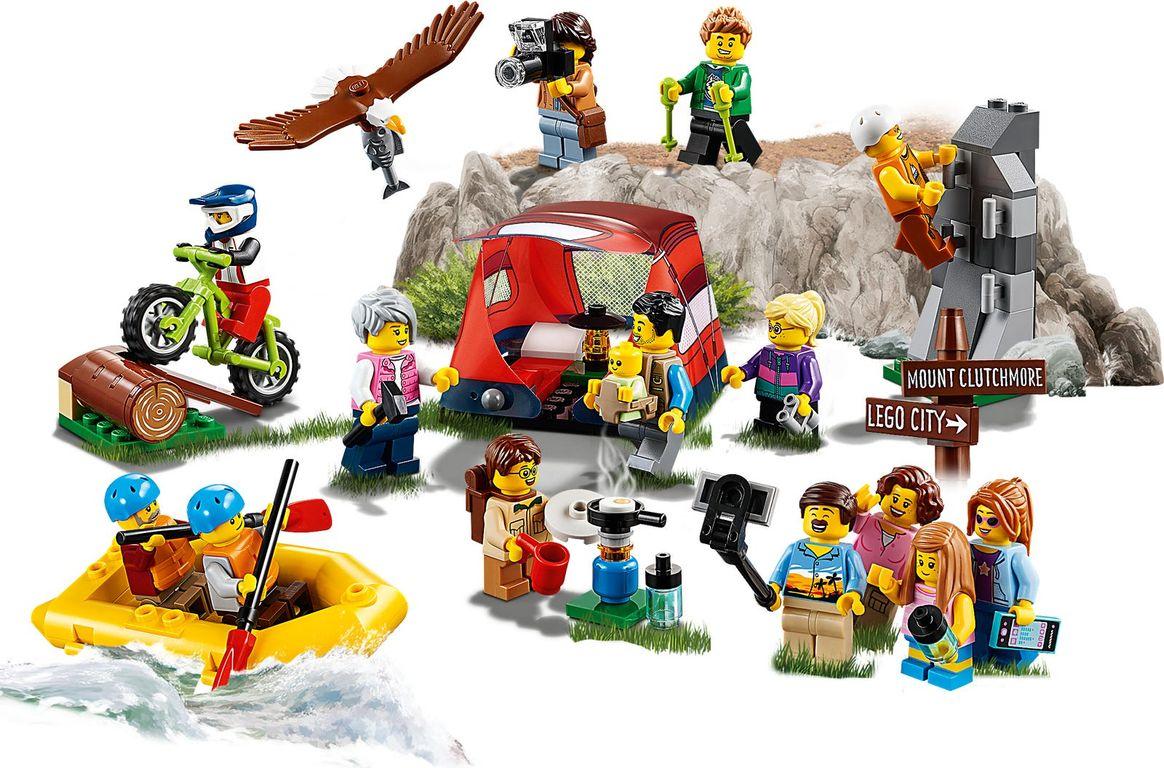 LEGO® City People Pack - Outdoor Adventures gameplay