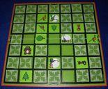 Tally Ho! game board