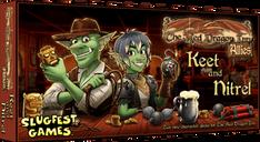 The Red Dragon Inn: Allies - Keet and Nitrel