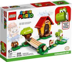 LEGO® Super Mario Mario's House & Yoshi Expansion Set