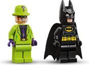 Batman™ vs. The Riddler™ Robbery minifigures