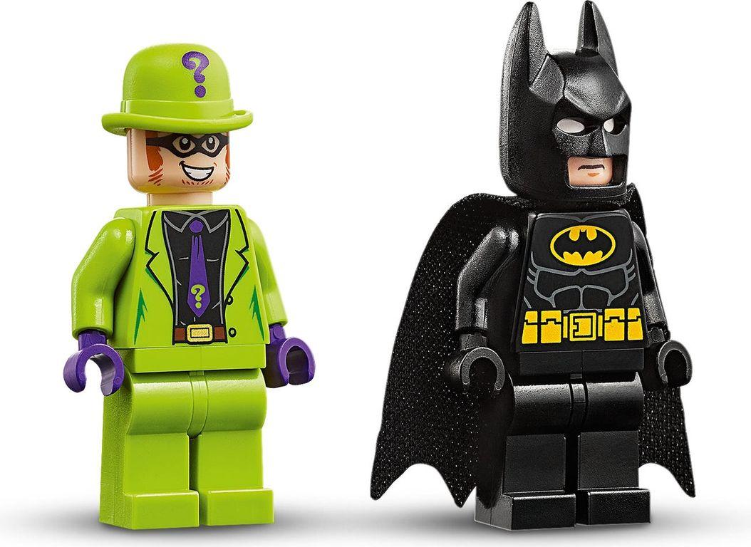 LEGO® DC Superheroes Batman™ vs. The Riddler™ Robbery minifigures