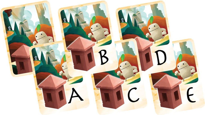 Kokoro: Avenue of the Kodama cards