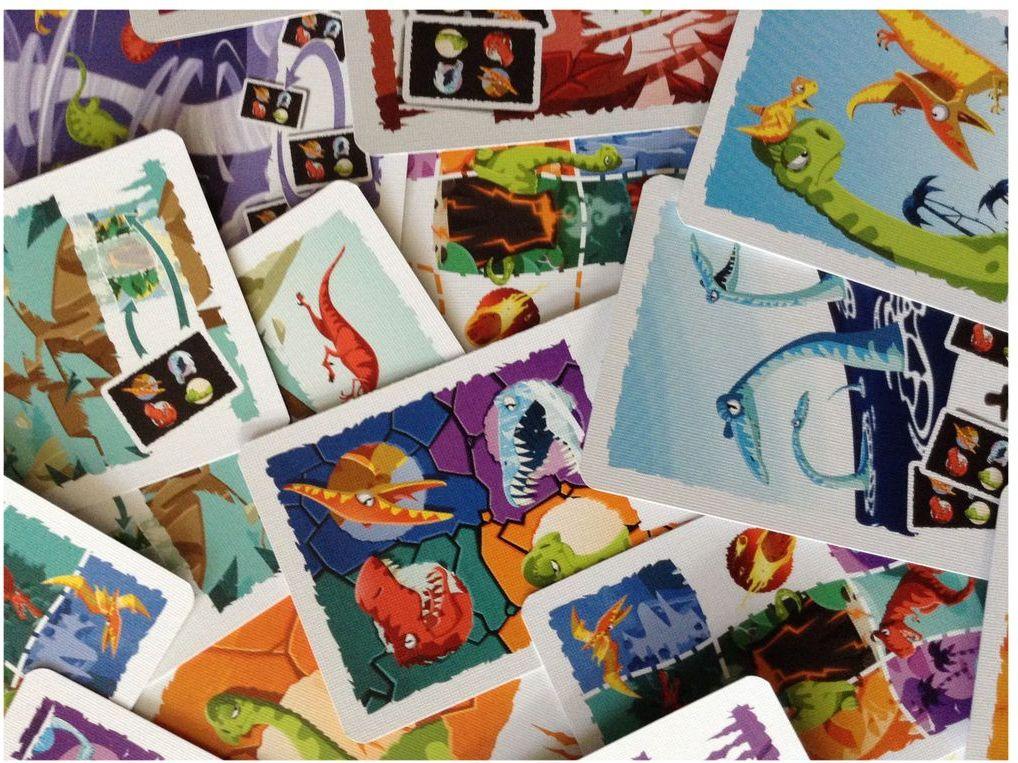 Dino Twist cards