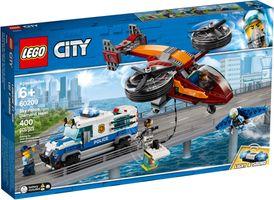 LEGO® City Sky Police Diamond Heist