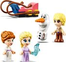 LEGO® Disney Anna and Elsa's Storybook Adventures characters