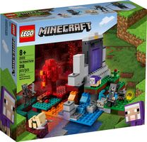 LEGO® Minecraft The Ruined Portal