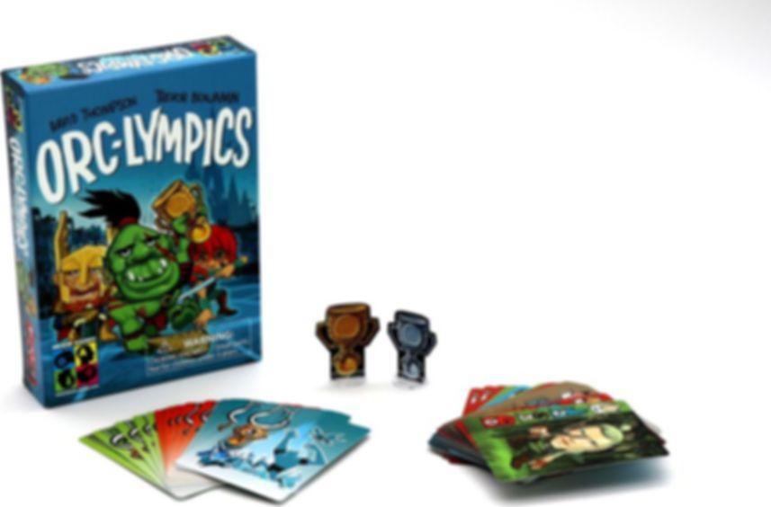 Orc-lympics components