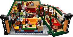 Central Perk components