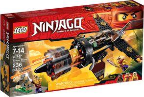 LEGO® Ninjago Boulder Blaster