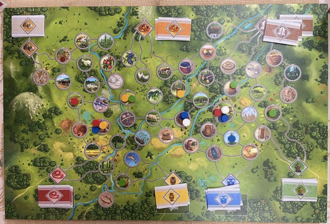 Celtic game board