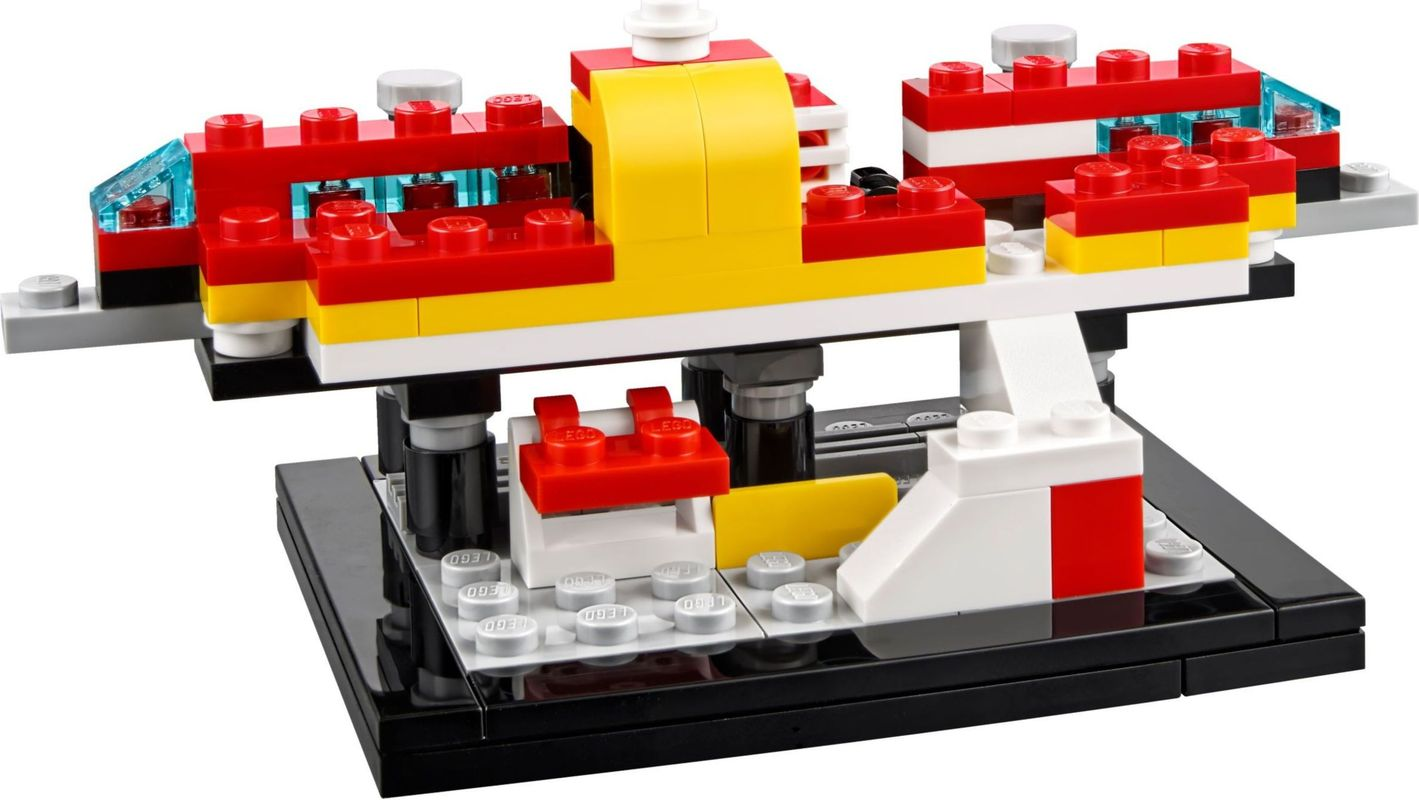 60 Years of the LEGO Brick components