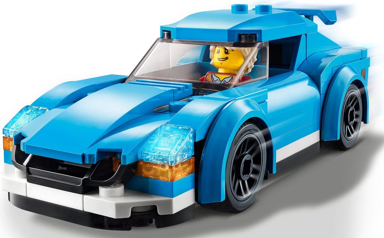 LEGO® City Sports Car gameplay