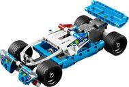 LEGO® Technic Police Pursuit components