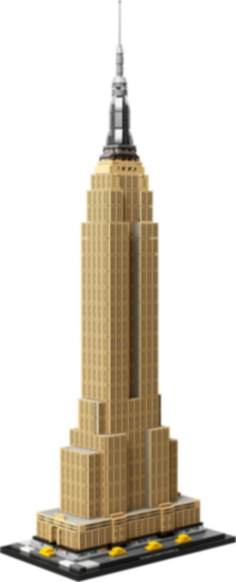 Empire State Building components