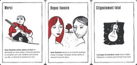 Black Stories cards