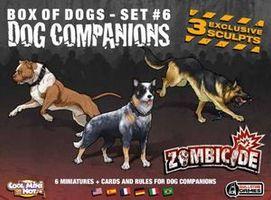 Zombicide Box of Dogs Set #6: Dog Companions