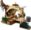 Yoda's Hut interior