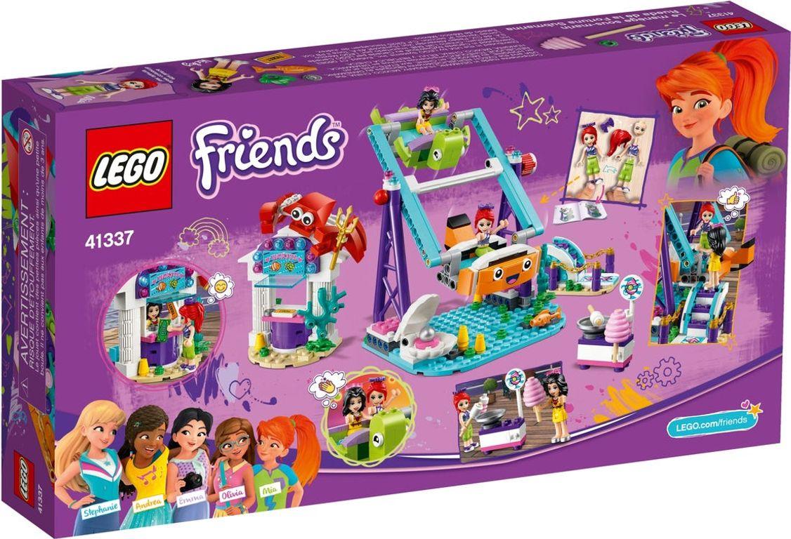 LEGO® Friends Underwater Loop back of the box