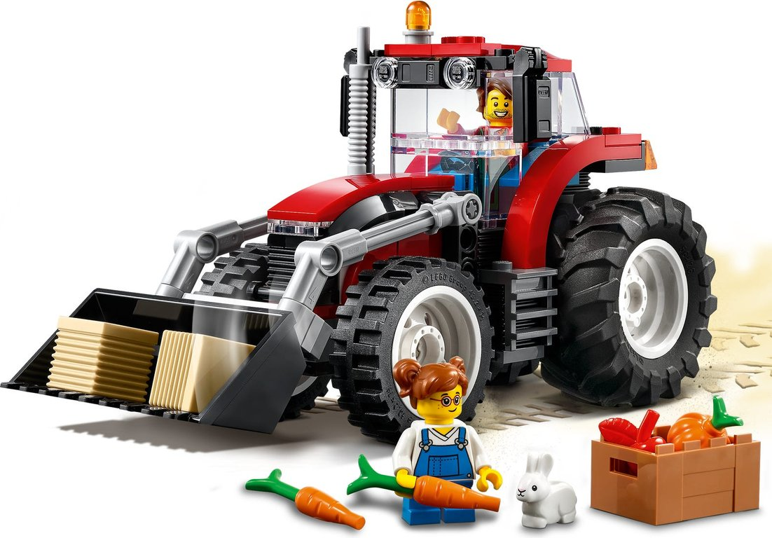 LEGO® City Tractor gameplay
