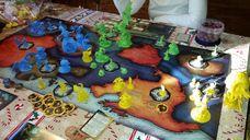 Cthulhu Wars gameplay