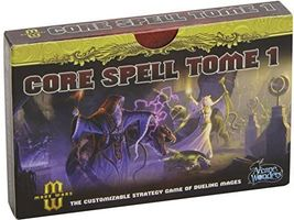 Mage Wars: Core Spell Tome 1