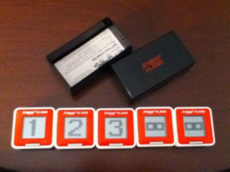 Scrabble Flash components
