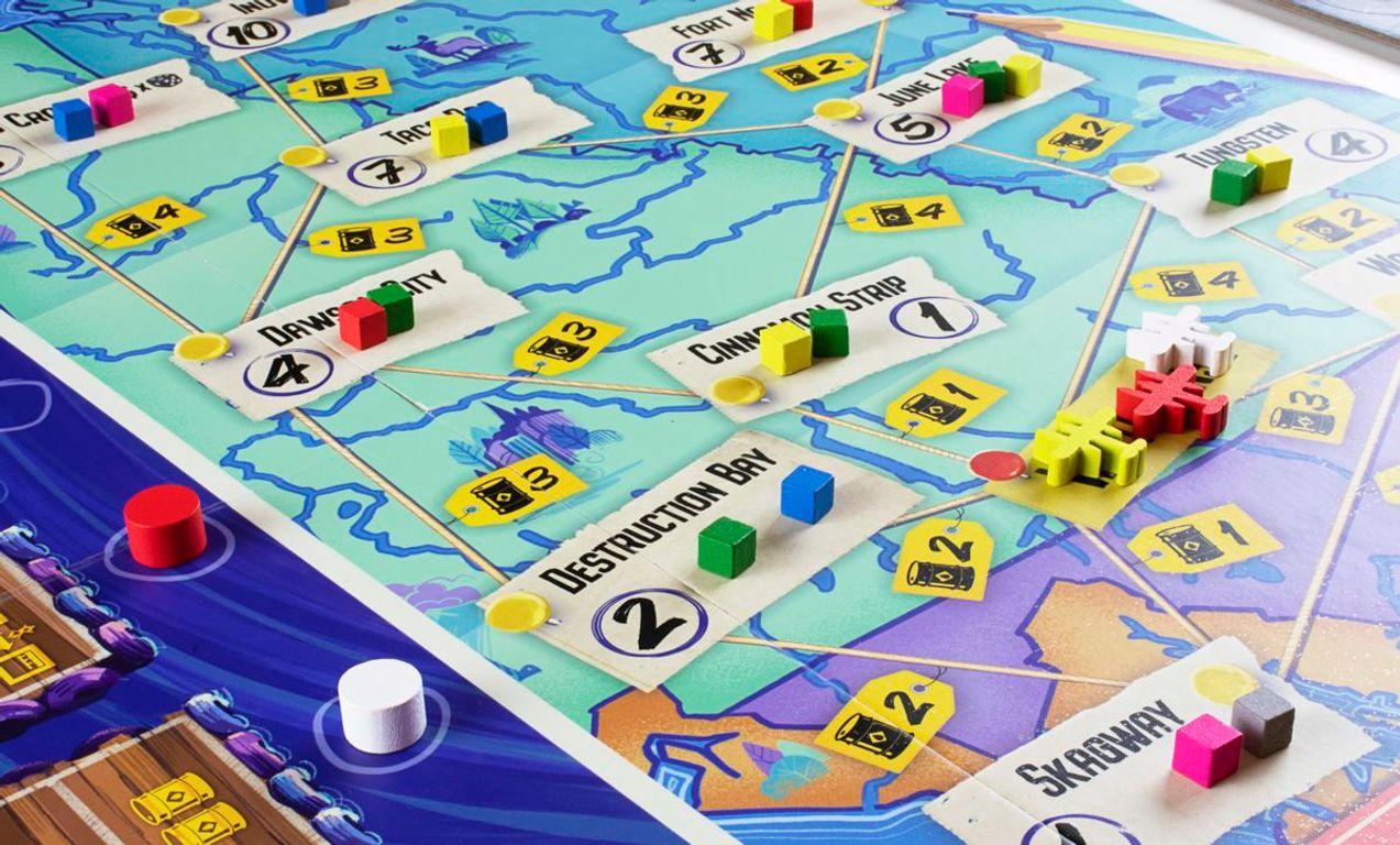 Yukon Airways gameplay