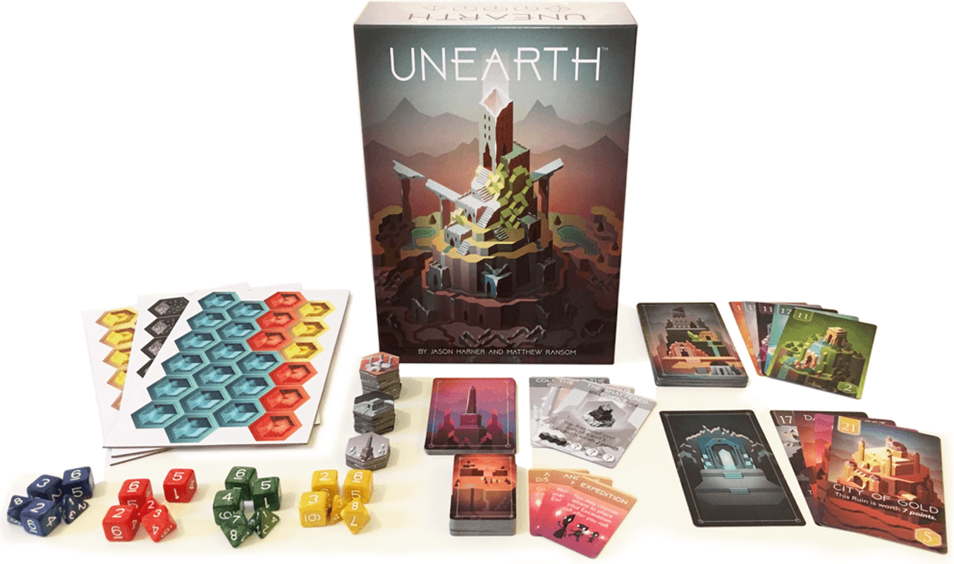 Unearth components