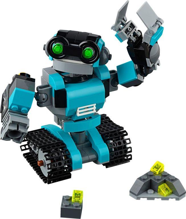 Robo Explorer components