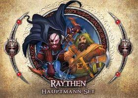 Descent: Die Reise ins Dunkel (Zweite Edition) - Raythen Hauptmann-Set