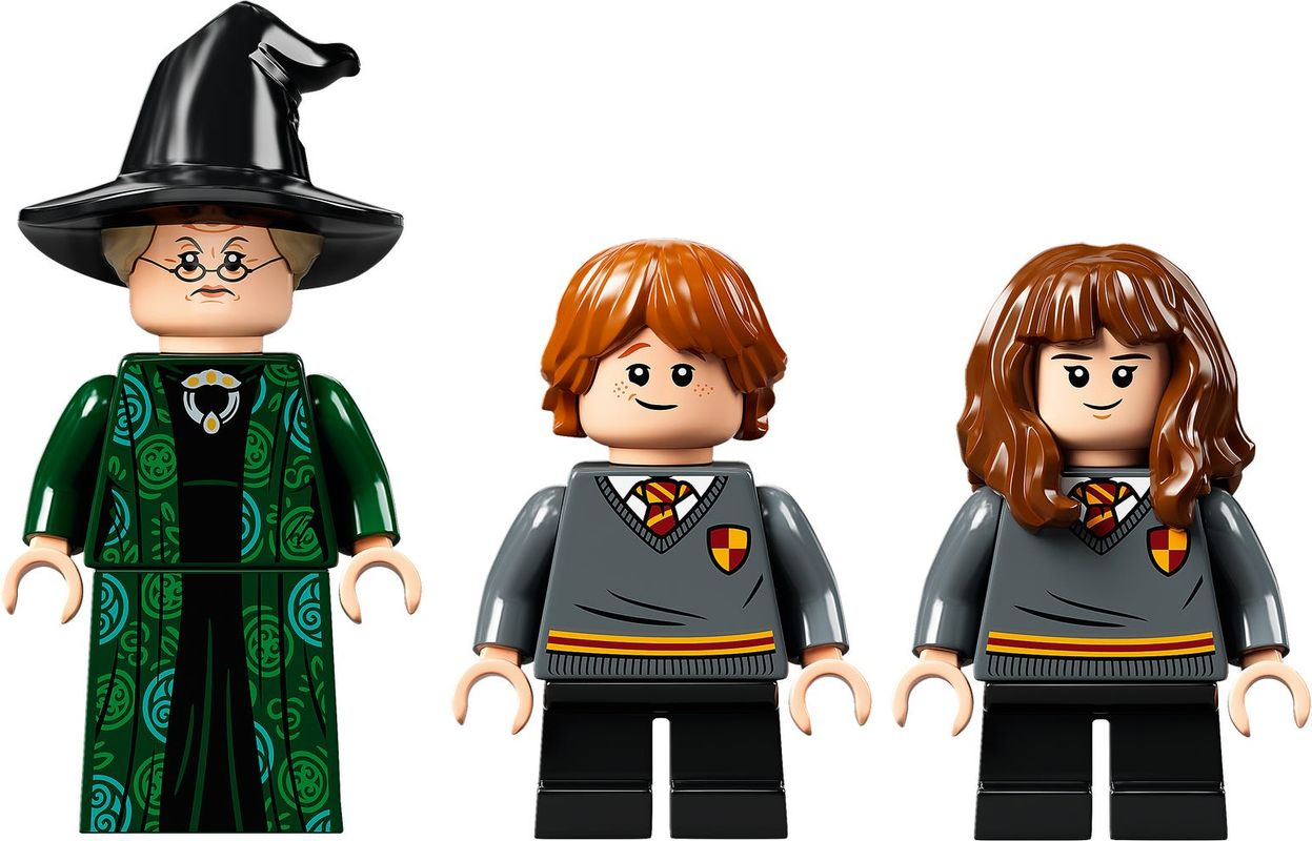Hogwarts™ Moment: Transfiguration Class minifigures