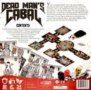Dead Man's Cabal back of the box