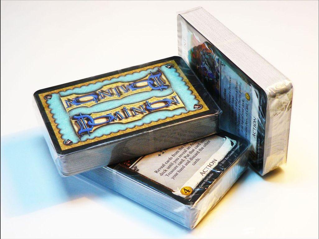 Dominion: Cornucopia cards