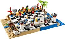 LEGO® Pirates Chess Set components