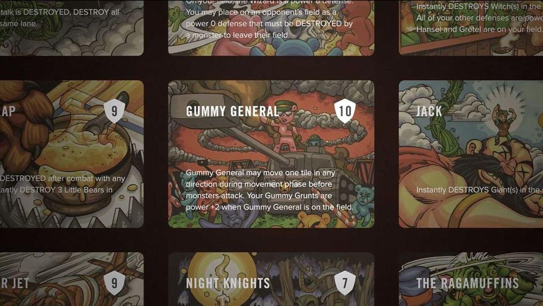 Gingerdead House cards