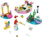 LEGO® Disney Ariel's Celebration Boat components