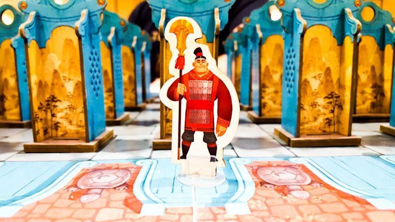 Princess Jing components