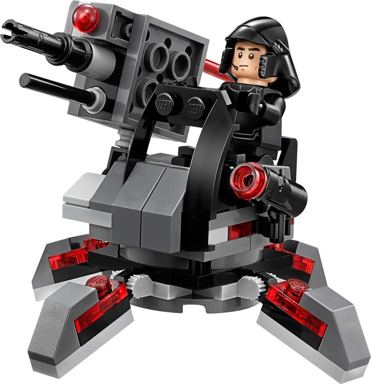 LEGO® Star Wars First Order Specialists Battle Pack components