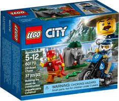 LEGO® City Off-Road Chase