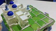 Santorini gameplay