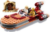 LEGO® Star Wars Luke Skywalker's Landspeeder™ gameplay