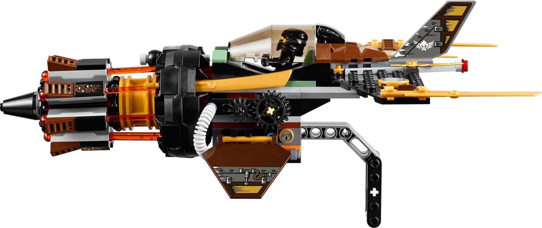 Boulder Blaster components