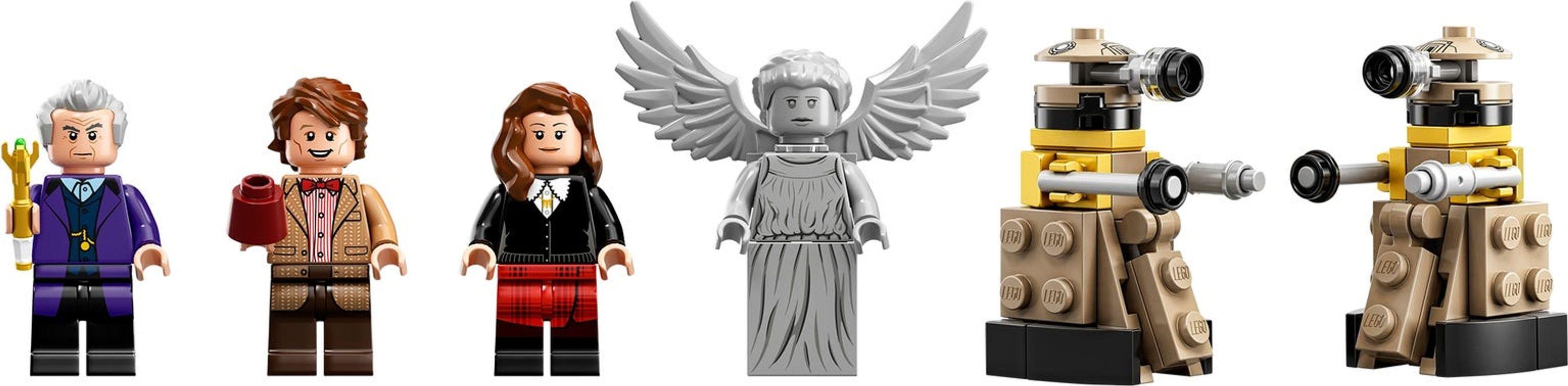 Doctor Who minifigures