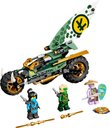 LEGO® Ninjago Lloyd's Jungle Chopper Bike components