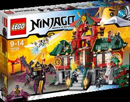 LEGO® Ninjago Battle for Ninjago City