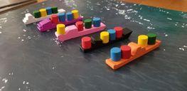 Flotilla components