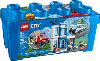 LEGO® City Police Brick Box